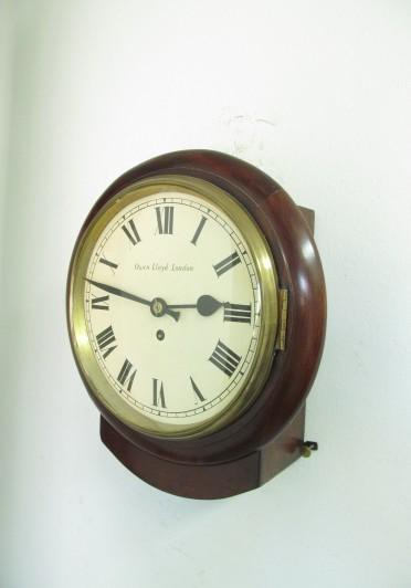 Dial clock-A