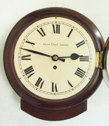 Dial clock-B